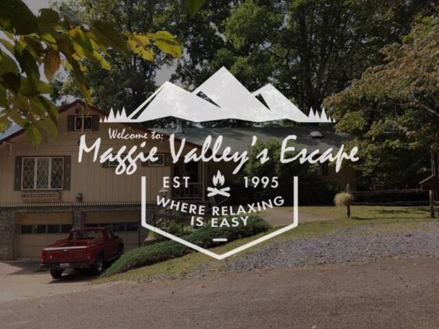 Maggie Valley's Escape - apartment with a view