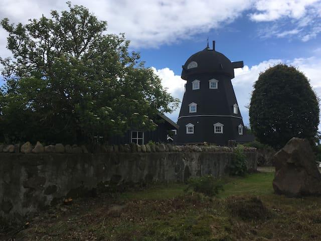 Falkamöllans gästhus i Skäret