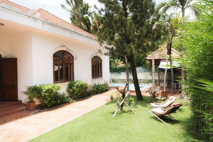 Beautiful Villa In Ho Chi Minh City - Ho Chi Minh City - Villa