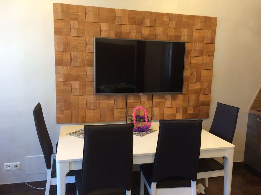 Обеденная зона / dining table
