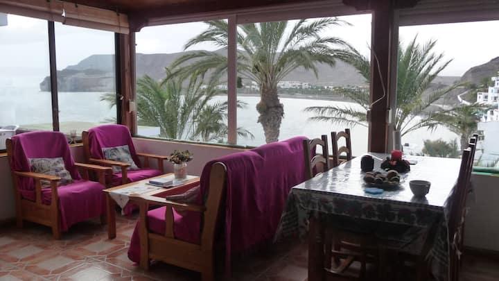 1 min. to Sea! Apt1-Sea view Las Playitas THE BEST