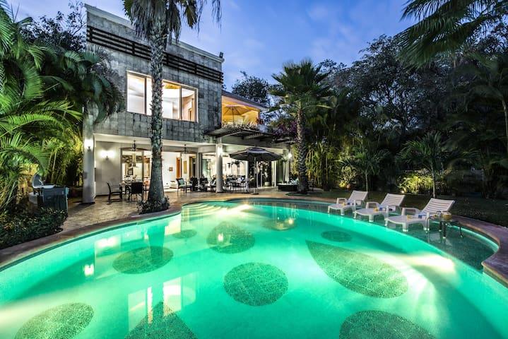 Villa Caterina, Luxury vacations.