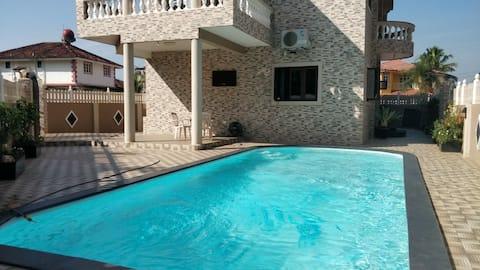 Beat the covid19 stress at Suchi's villa - S. Goa!