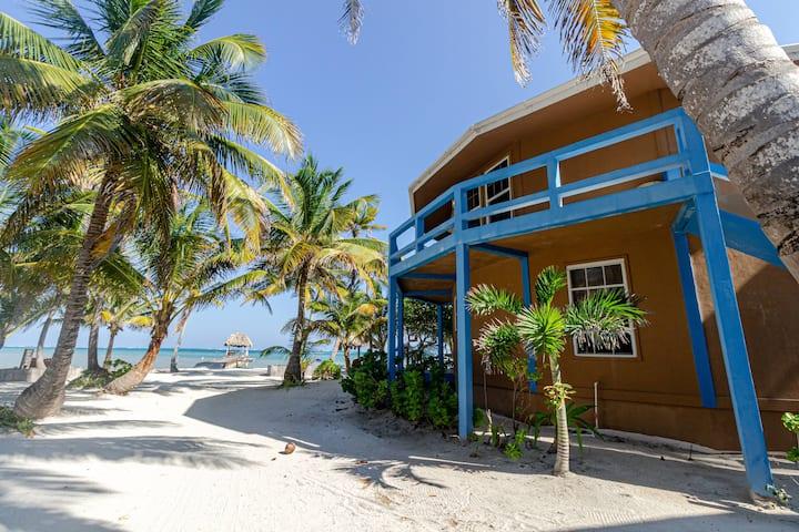 2 Bedroom Oceanfront Suite Boutique Resort in Belize