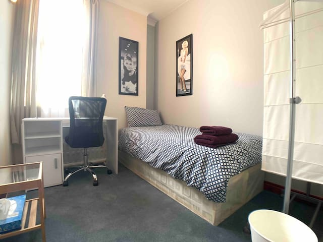 Nice single room in Central London near London Eye