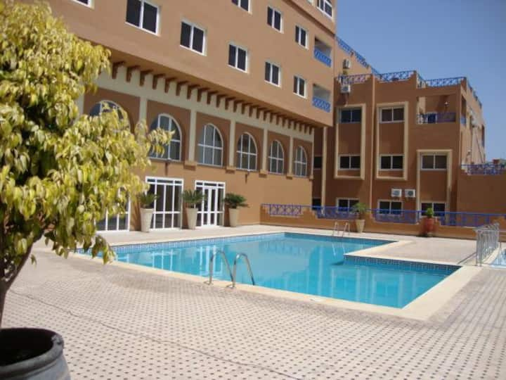 Taghazout Tamraght Apartement near beach