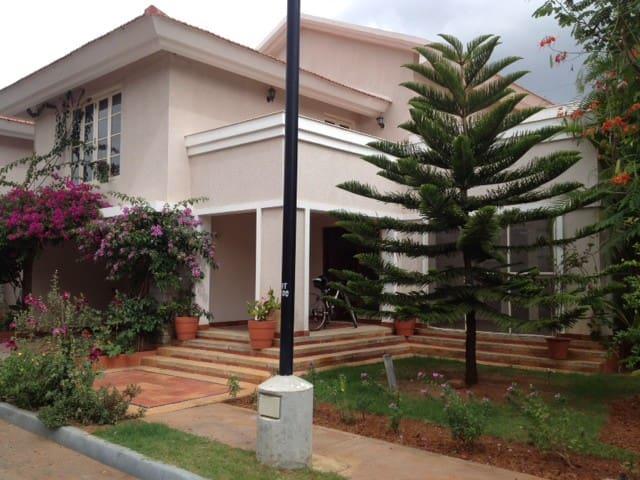 Villa with amalgamation of luxury and style