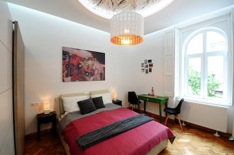Stylish apartment in downtown of Szeged