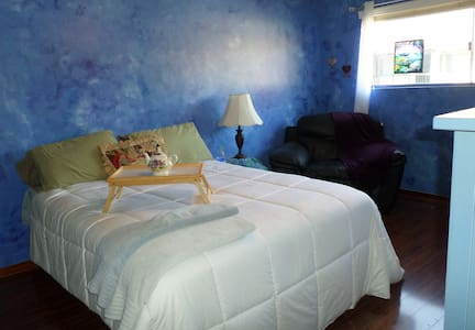 Minutes to LAX - Spacious Master suite w/office. - Lawndale - Lakás