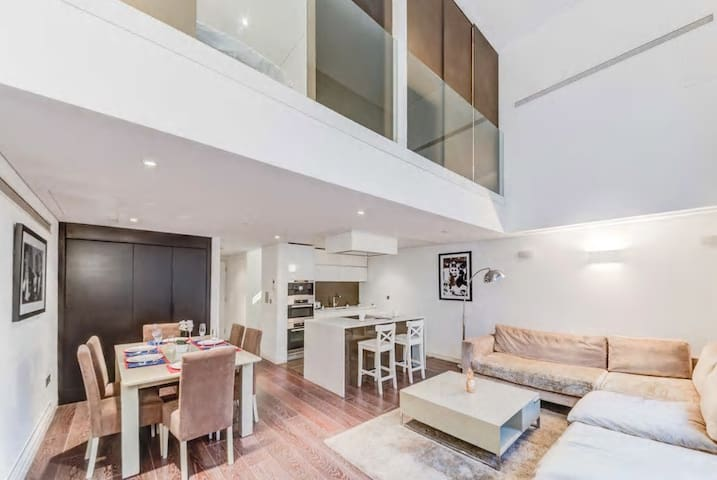 Luxury and Stunning apartment in Covent Garden