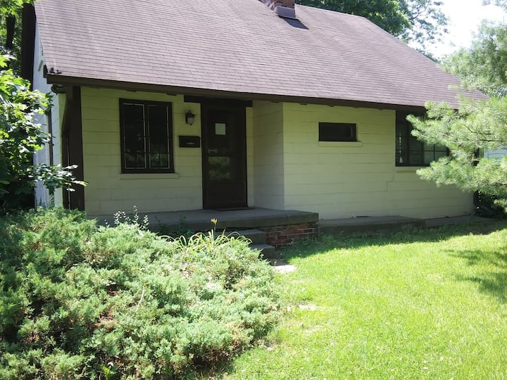 Broad Ripple Craftsman Cottage