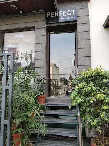 Perfect Residency- B&B in the heart of South Delhi