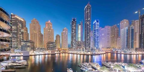 Single Room At Dubai Marina /JBR Beach & Metro