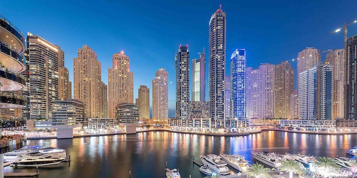 Single Room At Dubai Marina /JBR Beach & Metro