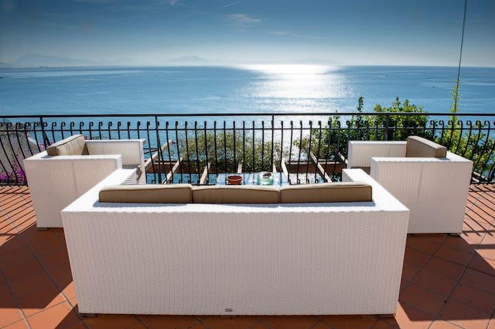 Fantastic view in Vietri sul Mare