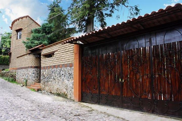 Loft Tesoro22 casa icono  Tepoztan - Tepoztlán - 別荘