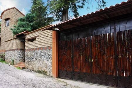 Loft Tesoro22 casa icono  Tepoztan - Tepoztlán - Villa