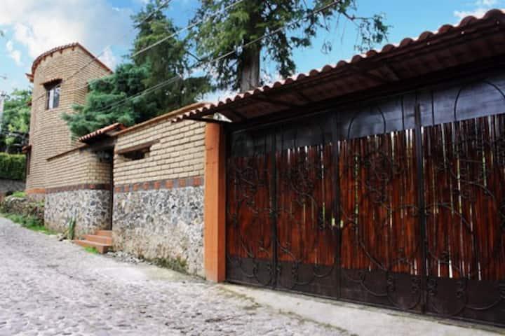 Loft Tesoro22 casa icono  Tepoztan