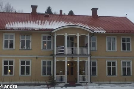 2 room appartment 20 min from Östersund city.
