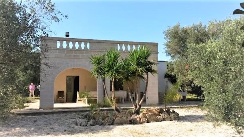 WONDERFUL VILLA WITH POOL IN OLIVE GROVE SLEEPS 8