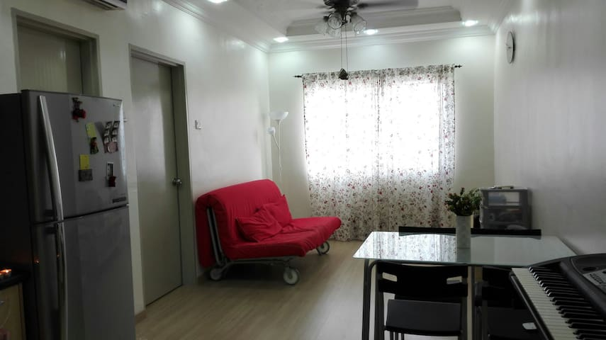 Cozy Studio Apartment near TPM - Seri Kembangan - Appartement