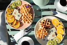 房源区域 - 麦宿的早餐