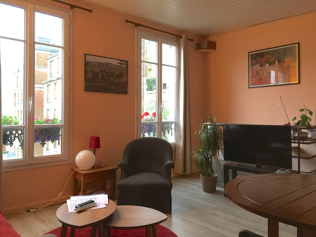 Charmant Appartement en Duplex 40m2 - Paris