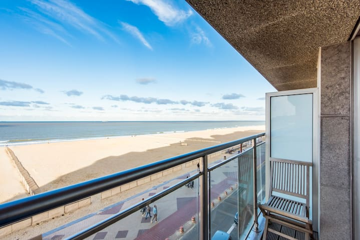Nicely decorated Studio (2P) with ocean view