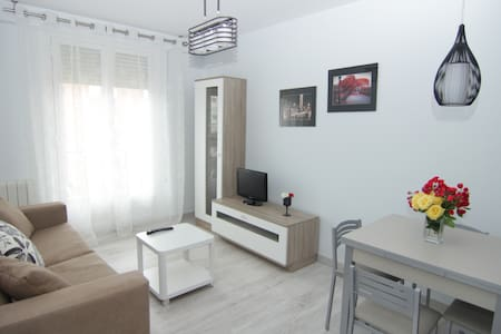 Apartamento céntrico. WIFI,garaje opcional - Logroño - Daire