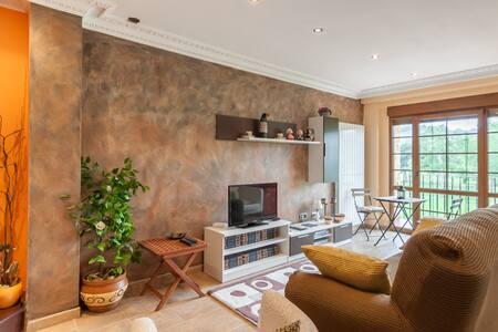Apartamento rodeado naturaleza 20 min de Santander - Apartment