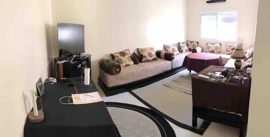 Bel appartement dans résidence privée et sécurisée