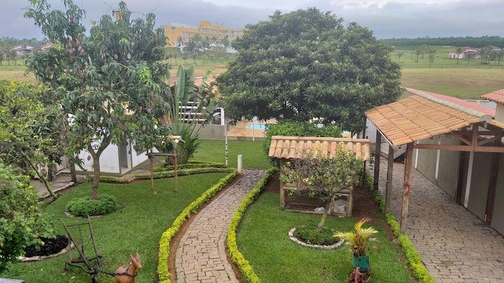 Casa para temporada represa de furnas (Formiga-MG)