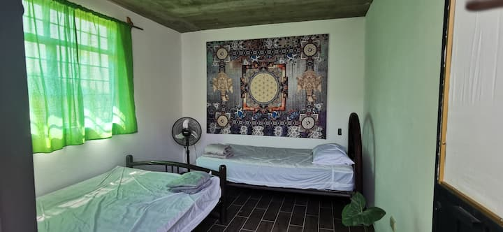 Private room in Casa Chapulín