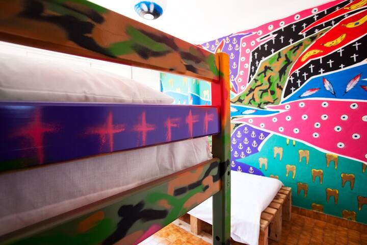 Ericeira Hostel55 - 3 Bed Dorm
