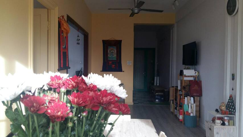 Modern Open City View Zen Space for Business ppl - Ho Chi Minh City - Apartment