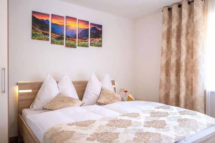 Bedroom / Apartments Davydov / Gastein