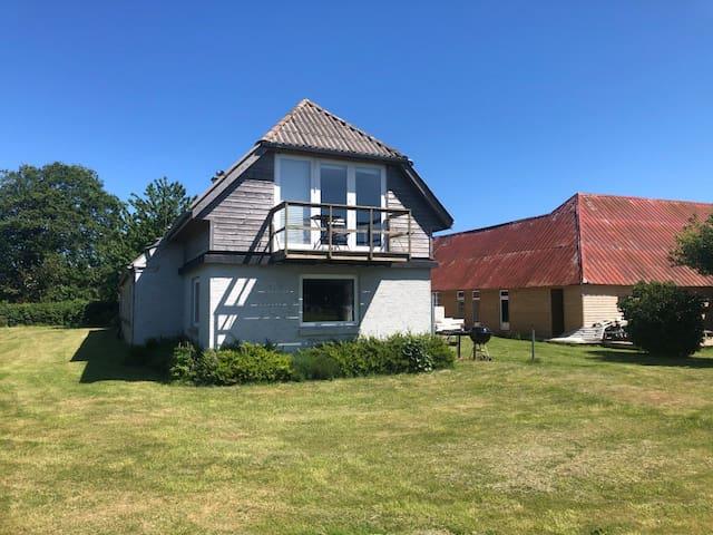 Det perfekte ferie sted, på de danske sydhavs øer.