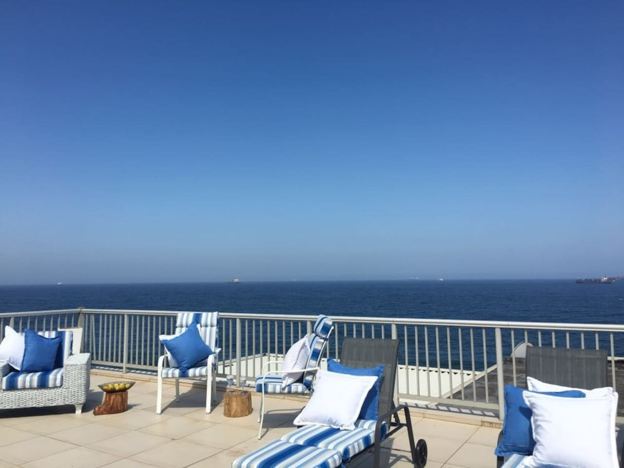 Beautiful Ocean View