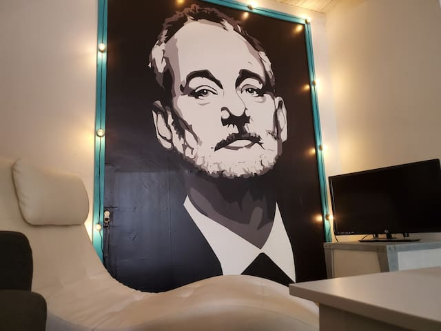 ❤Bill Murray House.  Free Wi-Fi. Comfy beds!
