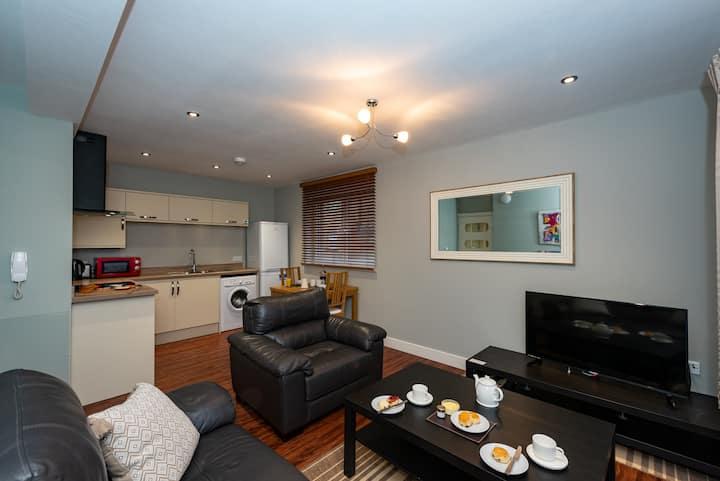 Deluxe 1 Bedroom Apartment