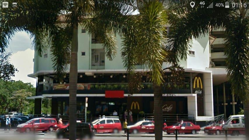 Deluxe City centre 市中心温馨公寓 - Kota Kinabalu - Huoneisto