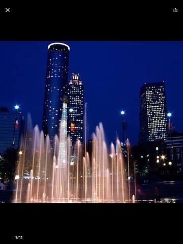 Luxury Downtown Sky-rise Loft - Atlanta - Loft