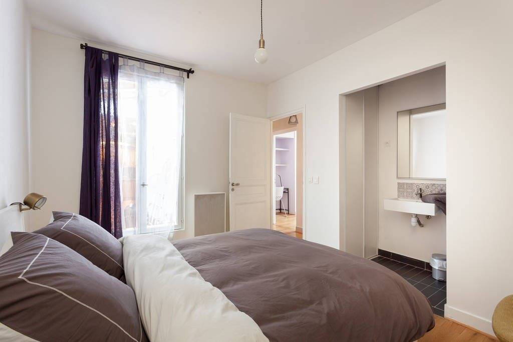 Chambre d 39 h te new york bed and breakfasts for rent in montrouge le de france france - Chambres d hotes new york ...