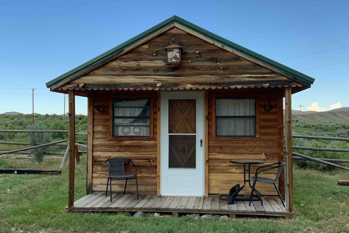 One Room Cabin #4
