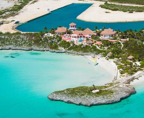 Villa Mani Beachfront Estate