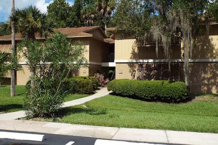 Tropically Wooded Paradise Near Orlando & Beaches - Deltona