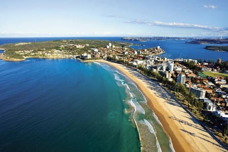 Convenient Modern Apt Near Manly - Manly Vale