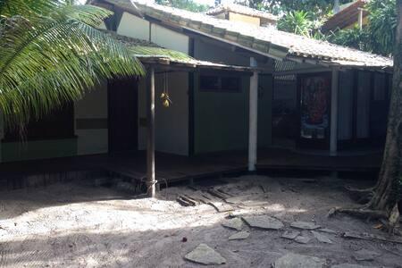 Casa para o carnaval - Ponta do Mutá - Talo