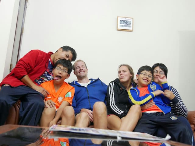 FAMILY? SPANISH?- HOMESTAY ANANAY SUCRE - Sucre - Casa particular