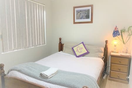 Q Bed Room D, close to Perth airport, CBD & Casino